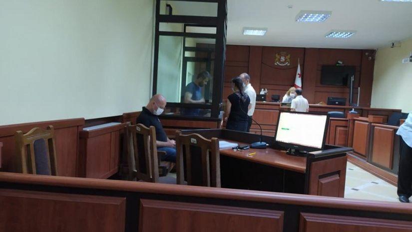 სასამართლომ პოლიციელის მკვლელობისთვის დაკავებულს წინასწარი პატიმრობა შეუფარდა